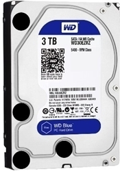 Picture of Western Digital 3TB Desktop Hard Drive SATA 3.5