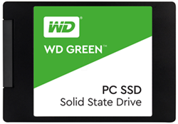 Picture of Western Digital Green 120GB SSD
