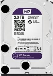 Picture of Western Digital Purple 3TB 3.5 5400RPM Surveilance Drive