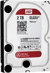 Picture of Western Digital Red 2TB 3.5 NAS Drive