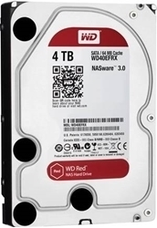 Picture of Western Digital Red 4TB 3.5 NAS Drive