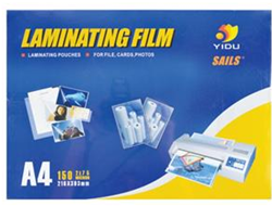 Picture of Yidu A4 Laminator Pouch 250Mic