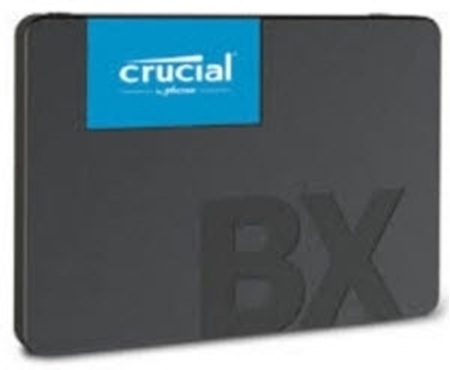 Picture of Crucial BX500 480GB 3D NAND SATA 2.5-inch SSD