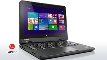 """Picture of ThinkPad YOGA 11E Celeron N2940 4GB 128 SSD 11.6"""" Touch Windows 8"""