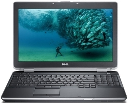 "Picture of Dell Latitude E6530 i7-3520M 8GB 128GB SSD 15.6"" Screen Win7Pro"