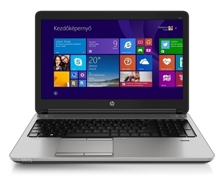 "Picture of HP ProBook 650 G1 i7-4610M 16GB 256GB SSD 15.6"" Screen Win8Pro"