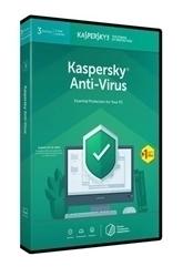 Picture of Kaspersky Antivirus 4 Dervice