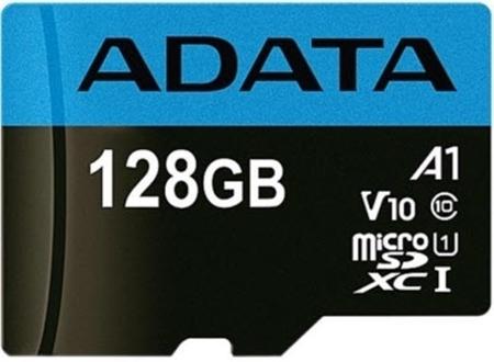 Picture of Adata Class 10 Micro SD 128GB