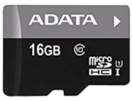 Picture of Adata Class 10 Micro SD 16GB
