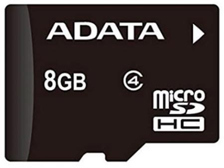 Picture of Adata Class 4 Micro SD 16GB