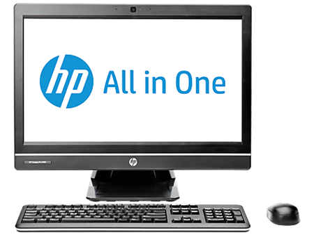 """Picture of HP All-in-One i5-3470s 4GB 500GB 21.5"""" Screen Win7Pro"""