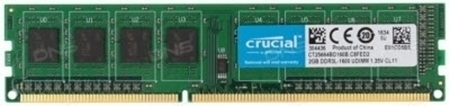 Picture of Crucial 2GB DDR3L 1600Mhz Desktop RAM
