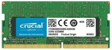 Picture of Crucial 8GB DDR4 2666Mhz Laptop RAM