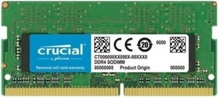 Picture of Crucial 16GB DDR4 2666Mhz Laptop RAM