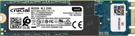 Picture of Crucial MX500 1TB 3D NAND M.2 Type 2280 Internal SSD