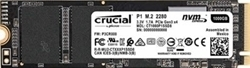 Picture of Crucial P1 1TB 3D NAND NVMe PCIe M.2 SSD