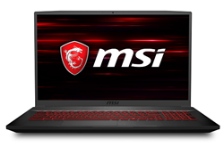 Picture of MSI GF75 Core i7-9750H, 8GB 512GB SSD, GTX1650, 17.3'' FHD Win 10 Home