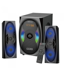 Picture of Astrum MS500 2.1CH 120W Multimedia Speaker BT USB SD FM Radio