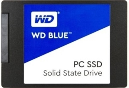 """Picture of WD Blue 2TB 2.5"""" 3D NAND SATA SSD"""