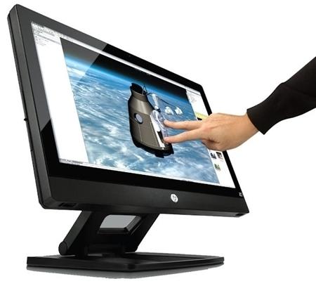 """Picture of HP Z1 All-in-One Xeon E3-1246v3 8GB 512GB SSD 27"""" Quad HD Win7Pro"""