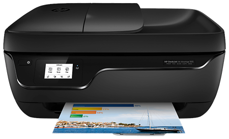 Picture of HP 3835 DeskJet Ink Advantage 4-in-1 WiFi Inkjet Printer