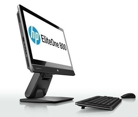 """Picture of HP All-in-One Celeron G1840 8GB 256GB SSD 23"""" Screen Win8Pro"""