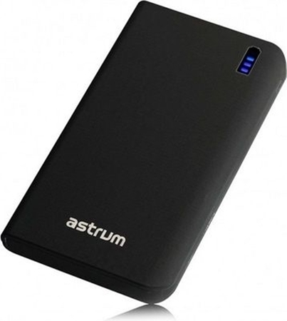 Picture of Astrum PB400 Power Bank 4000mAh Black