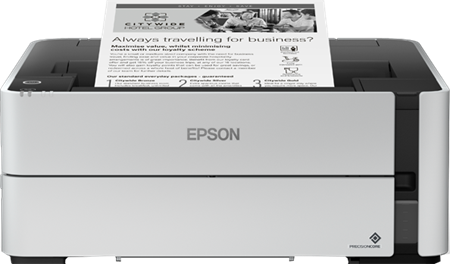 Picture of Epson Mono M1170 Ink Tank Printer USB