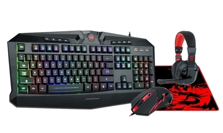 Picture of Redragon 4in1 RGB Gaming Combo