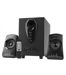 Picture of 2.1CH 30W Multimedia Speaker BT + USB + SD + FM Radio