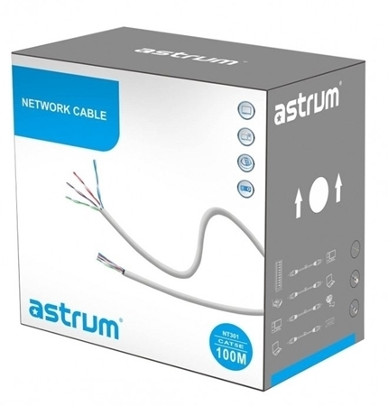 Picture of Astrum Network Cable Straight 100M