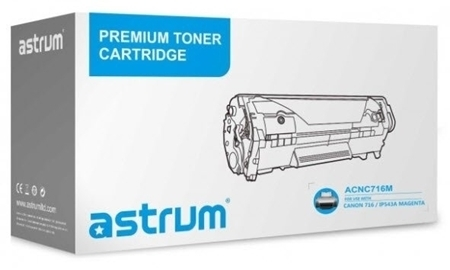 Picture of Astrum Toner For Canon 716 / IP543A Magenta