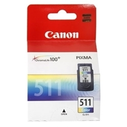 Picture of Canon CL-511 CLR INK  MP240