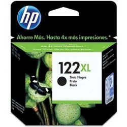 Picture of HP 122XL Black Ink Cartridge AIO 1050/2050 480Pgs @5%