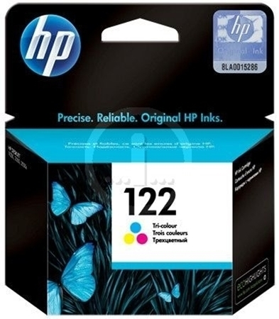 Picture of HP 122 Colour Ink Original