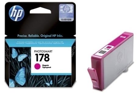 Picture of HP 178 Magenta Ink Cartridge Original