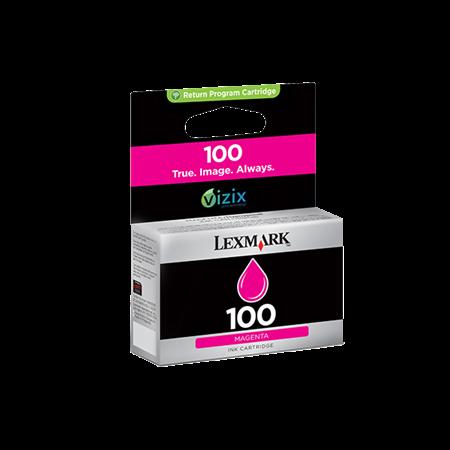 Picture of LEX #100 MAGENTA INK CARTRIDGE