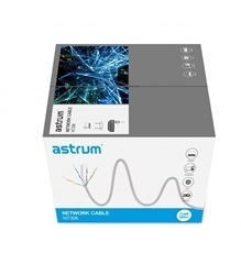 Picture of Astrum Network Cable Straight Cat6 305M