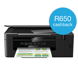 Picture of Epson Ecotank ITS L3060 3-in-1 Wi-Fi Printer (Plus R650 Cash Back)