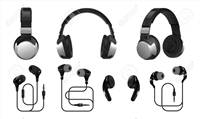 Picture for category Headsets / Earphones