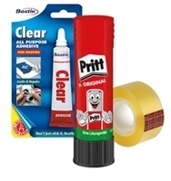 Picture for category Glue,Tape,Covers,Label Writers