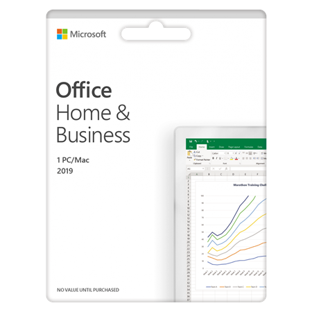 Picture of Microsoft Office 2019 Home & Busines (One-Time Purchase)