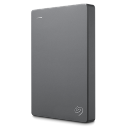 "Picture of Seagate Basic 4TB 2.5"" External HDD USB 3.0"