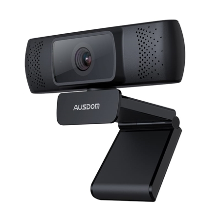 Picture of Ausdom AF640 Wide Angle 1080p Webcam