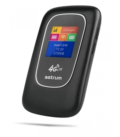Picture of Astrum 4G LTE MiFi Router
