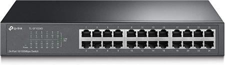Picture of TP-Link SF1024D 24-Port 10/100M Desktop/Rackmount Switch