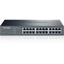Picture of TP-Link SG1024D 24-Port Gigabit Desktop/Rackmount Switch