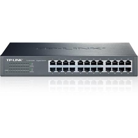 Picture of TP-Link SG1024D 24-Port Gigabit Desktop/Rackmount Switch