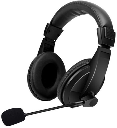 Picture of Glint Thunder Wired S-870 Headphone + Mic