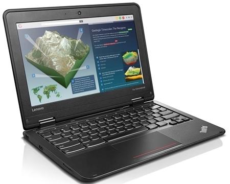 "Picture of ThinkPad 11E Chromebook Celeron N3150 4GB 16GB 11.6"""